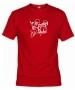 Camiseta Moto Roja 002