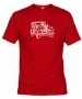 Camiseta Clásico Roja 001