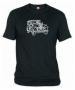 Camiseta Clásico Negra 001